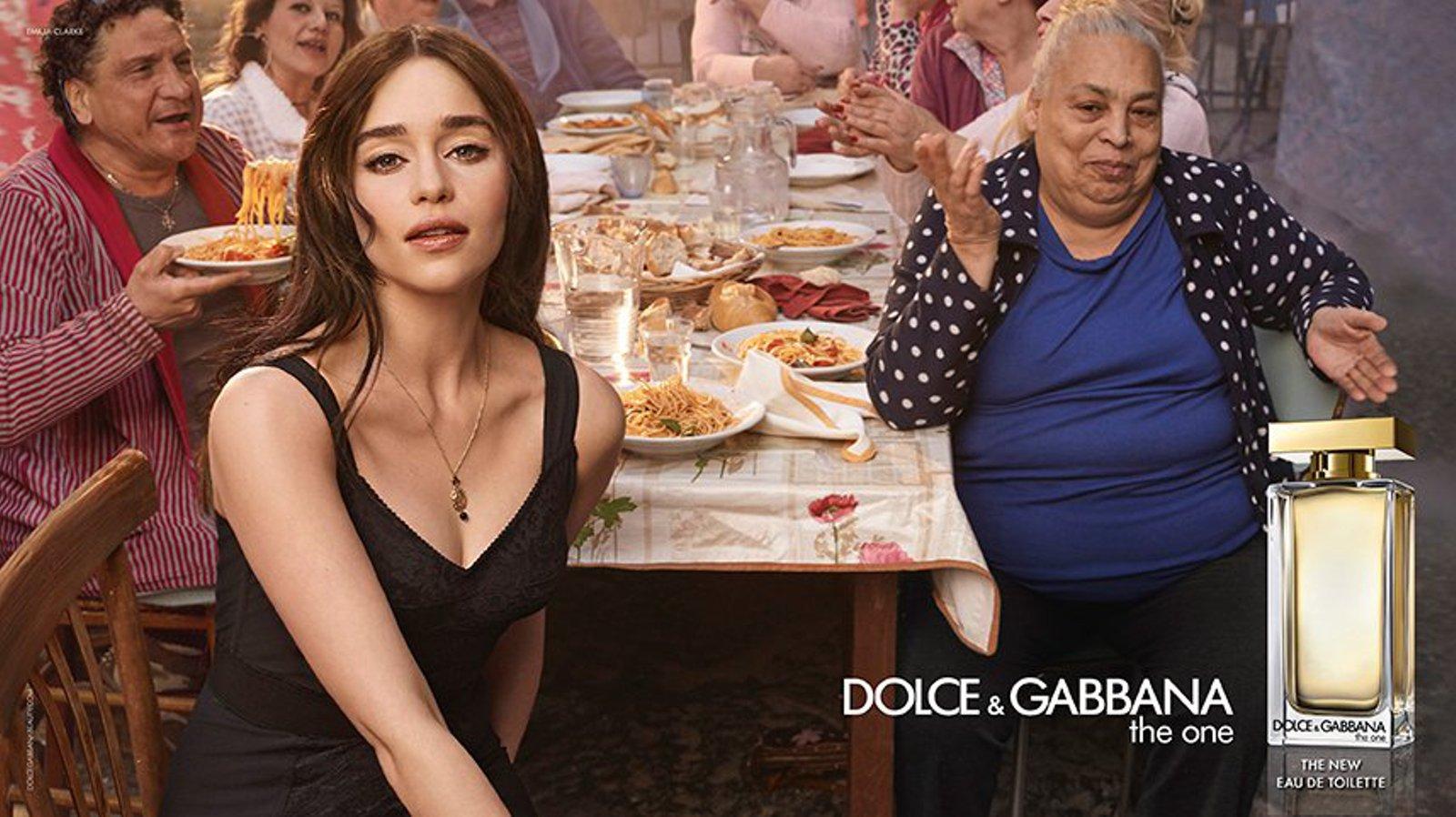 Emilia-Clarke-Stars-Dolce-Gabbana-One-Fragrance-Campaign