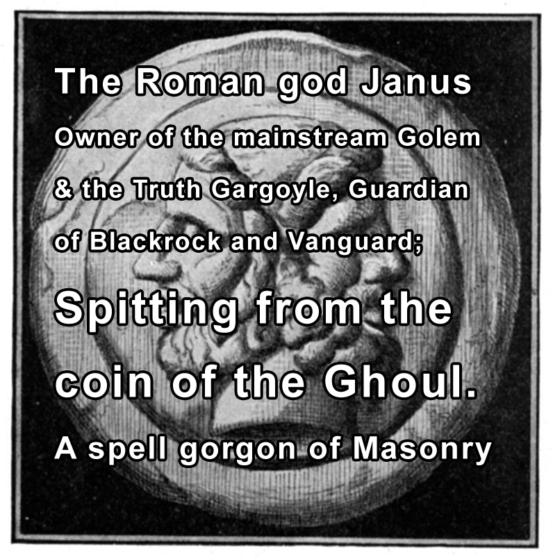 janus the two faced gorgon